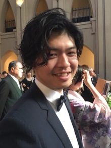 菊岡、いとこの結婚式に参列の巻