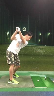 クスノセ、ゴルフ始めました。