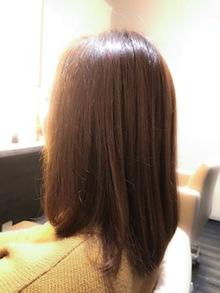 今一押しの髪質改善!久居