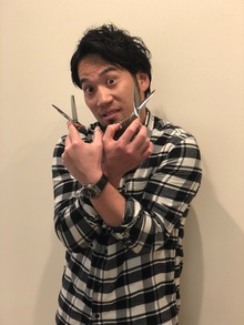 New シザー!!!