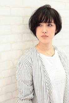 ナチュラル☆クール☆ショート☆大上美奈子