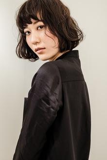 ゆるふわパーマ☆ボブ☆大上美奈子