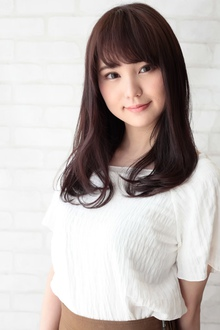 サラサラ☆ロングスタイル☆大上美奈子