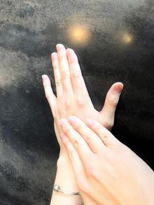 自宅で-5歳肌!? グリグリマッサージで健康な手肌(ザ・ランド/松山市)