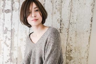 秋冬に向けてショートボブおすすめです☆大上美奈子