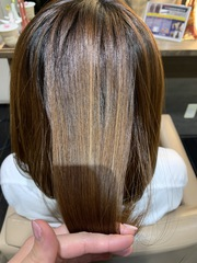 美髪に導く髪質改善♪