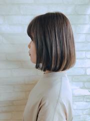 大人ナチュラルボブ♪【クスノセ】