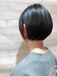 ミニボブ×暗髪♪【クスノセ】