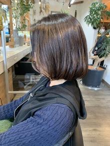 髪質改善☆大上美奈子