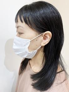 菊岡blog【スタイル編】こんな前髪もいかがですか♪