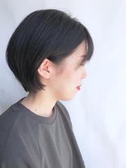 耳かけショートボブ♪【クスノセ】